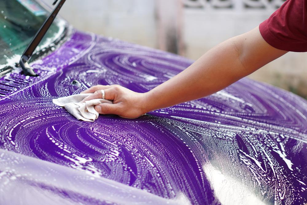 Dávajte si pozor na správnu techniku umývania exteriéru vozidla